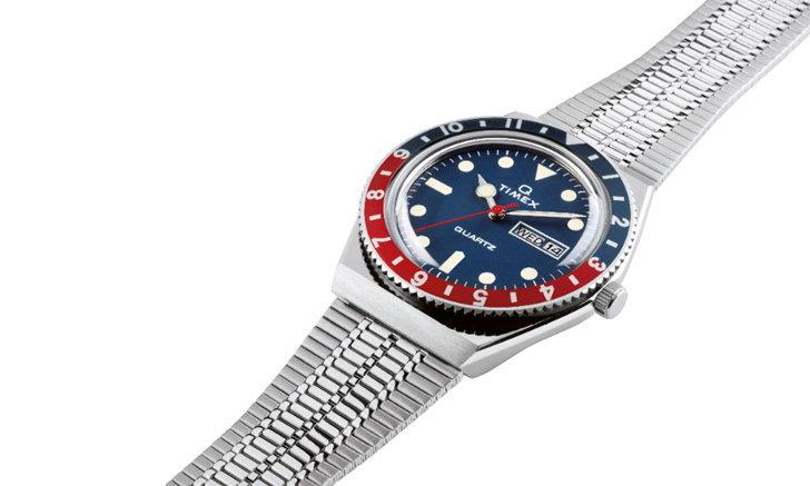 นาฬิกา Q Timex ไอเทมสุดฮิตแห่งยุค 70s กลับมาอีกครั้งแล้ว