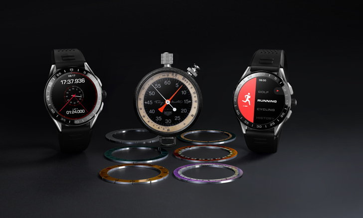 TAG Heuer เปิดตัว Connected Watch สุดหรู เจเนอเรชั่นใหม่ล่าสุด