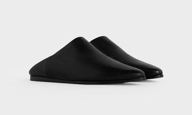 CELINE Babouche หนึ่งในรองเท้ารุ่น Jacno สะท้อนความเป็นร็อคแอนด์โรล
