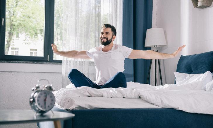 """นิสัย 7 ข้อที่คุณควรทำในทุกเช้า เพื่อ """"เริ่มวันใหม่"""" อย่างสดใส"""