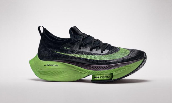 Nike Air Zoom Alphafly NEXT% ท้าทายทุกความคาดหมาย ให้นักกีฬาวิ่งไปข้างหน้าได้อย่างใจ