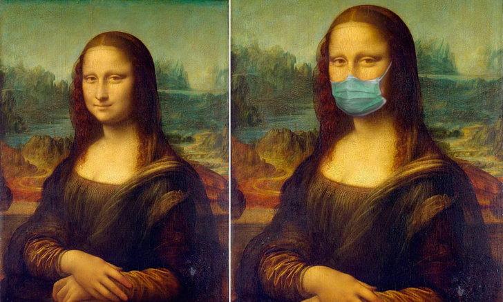 Art of Quarantine แปลงภาพวาดระดับโลกเป็นโปสเตอร์รณรงค์หยุดโควิด-19