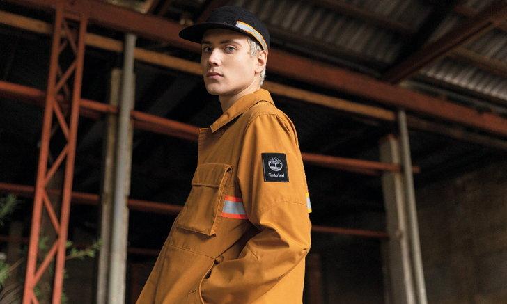 Timberland เปิดตัวคอลเลคชั่น Workwear ผลิตจากวัสดุรีไซเคิล
