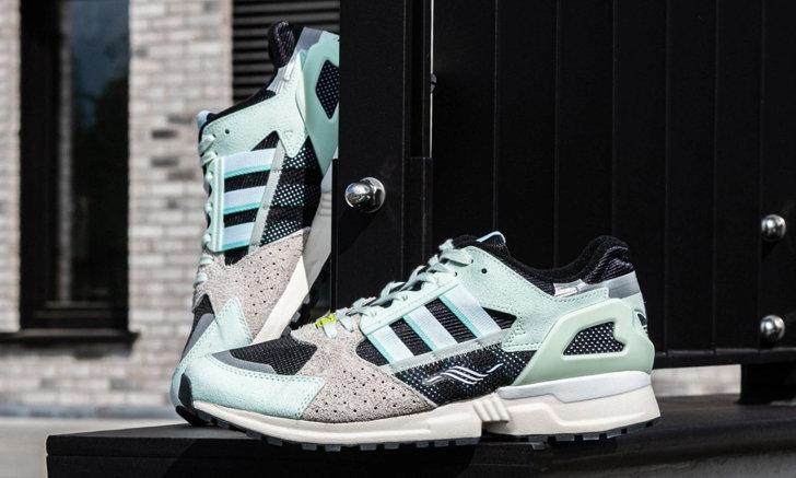 adidas Originals ZX 10000 C สีใหม่สดใสรับฤดูร้อน