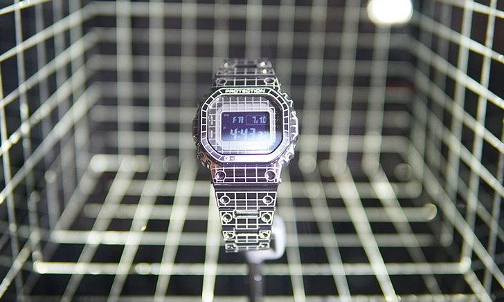 G-Shock แนะนำนาฬิกา 5 รุ่นสุดฮอตแห่งปี ในงาน Siam Paragon Watch Expo 2020