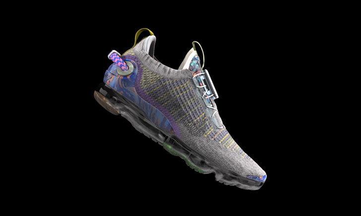 5 จุดเด่นด้านการออกแบบของ Nike Air VaporMax 2020 Flyknit
