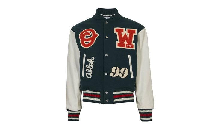 เอาใจสายวินเทจ Off-White วางขายเสื้อ Teddy Jacket ราคาประมาณ 70,000 บาท