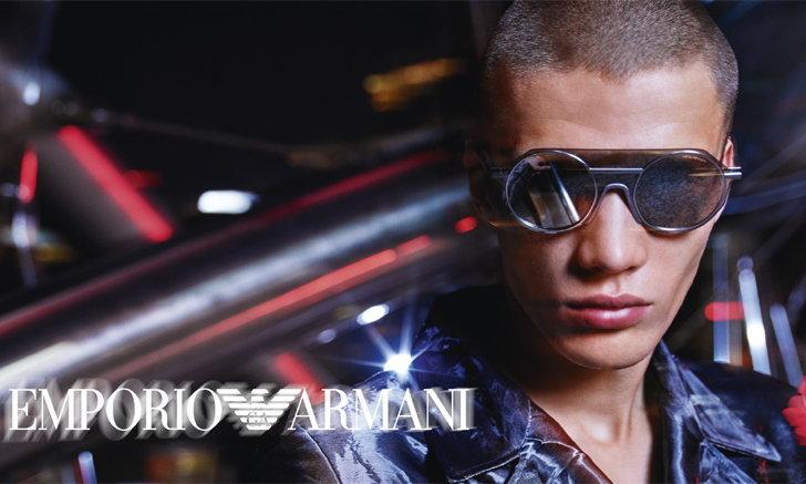 แว่นตาผู้ชาย Emporio Armani คอลเลคชั่น Spring/Summer 2020