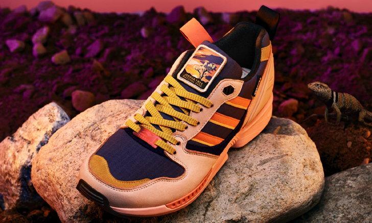 adidas Originals ZX 5000 National Parks แรงบันดาลใจจากความงามของอุทยานแห่งชาติ