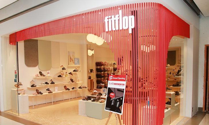 เปิดแล้ว Fitflop Flagship store แห่งแรกของประเทศไทย