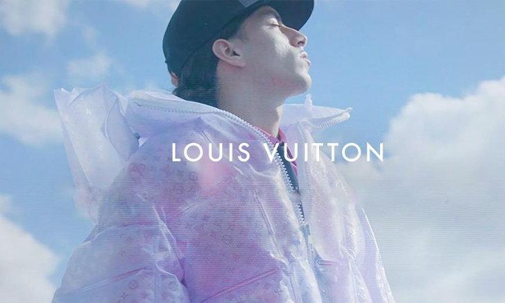 Louis Vuitton ฉีกกฏเปิดคอลเลคชั่นใหม่ผ่าน Live Fashion Show ครั้งแรกบน TikTok