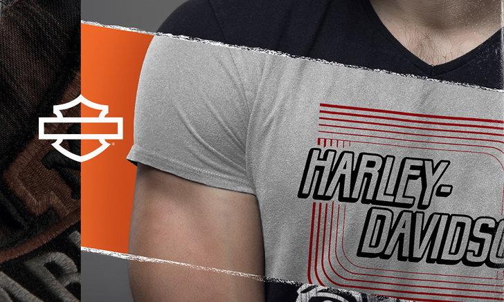 ฮาร์ลีย์-เดวิดสัน® จัดกิจกรรมพิเศษโครงการแลกเปลี่ยนเสื้อเพื่อการกุศล