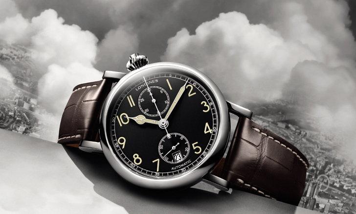 ลองจินส์แนะนำนาฬิกาสองเรือนใหม่ล่าสุดในตระกูล Heritage