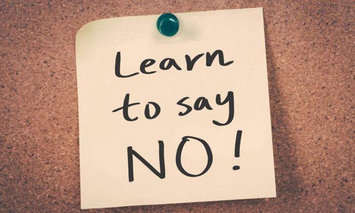 """แนะนำ """"วิธีปฏิเสธ"""" พูดอย่างไร ถนอมน้ำใจคนฟัง"""