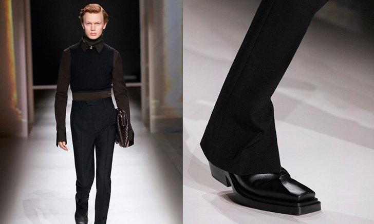 Bottega Veneta เผยโฉมรองเท้าบูทรุ่นใหม่ THE LEAN ประจำคอลเลคชั่น Fall 2020