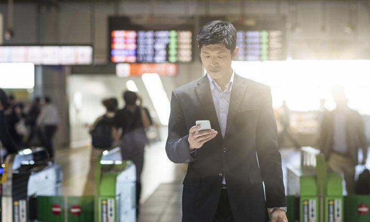 คนญี่ปุ่นคิดอย่างไรกับการใช้สมาร์ทโฟนจดบันทึกในการทำงาน?