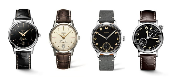 Best-Sellers of Longines Heritage Collection