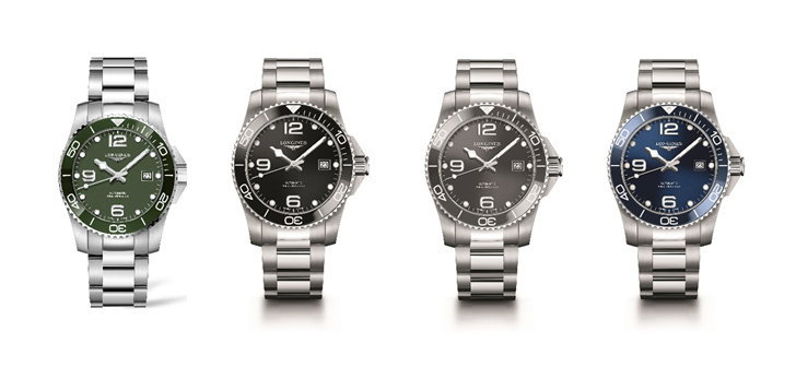 Best-Sellers of Longines Sport Collection