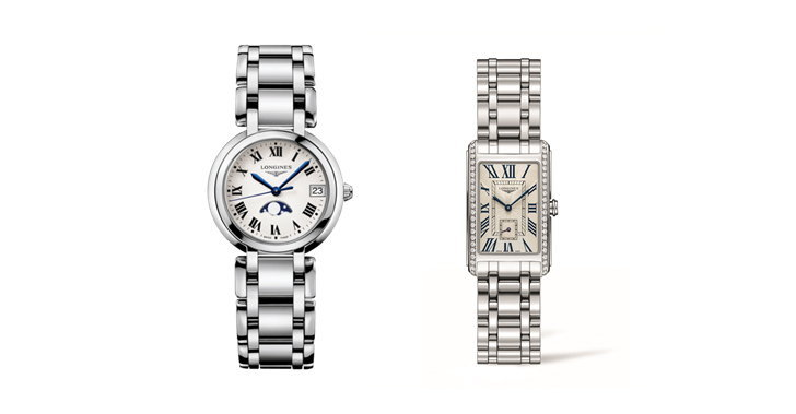Best-Sellers of Longines Elegance Collection
