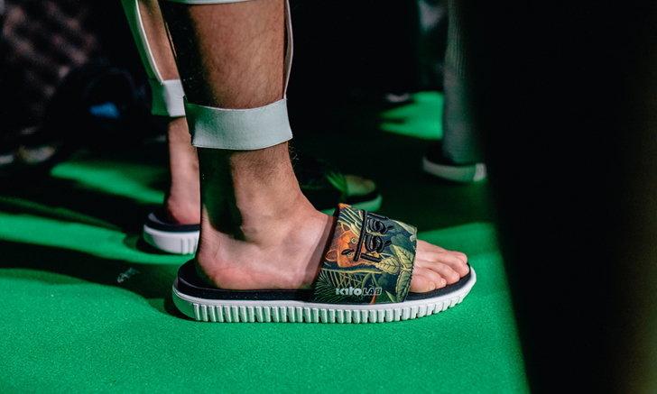 ISSUE x KitoLAB สร้างสรรค์รองเท้าแตะตอบโจทย์ไลฟ์สไตล์คนรุ่นใหม่