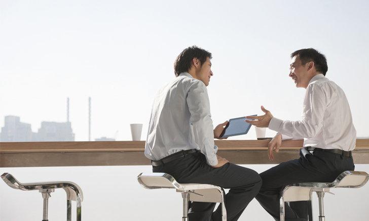 """Connection สร้างง่าย ๆ แค่รู้จัก """"เปิดประโยคสนทนา"""""""