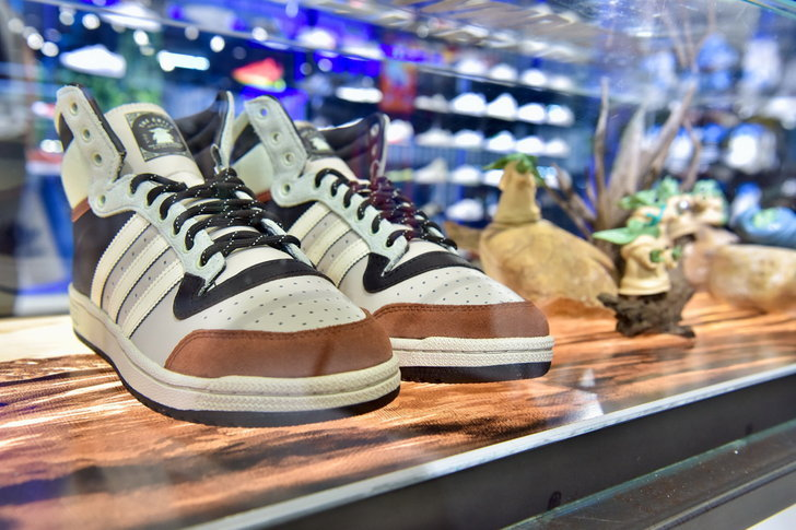 Adidas x Star Wars The Mandalorian Collection