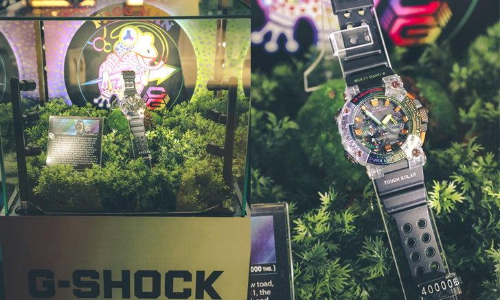 "G-SHOCK จัดเต็มส่งท้ายปี ยกทัพนาฬิการุ่นใหม่ เปิดตัวในงาน ""Central Watch & Jewellery Expo"""