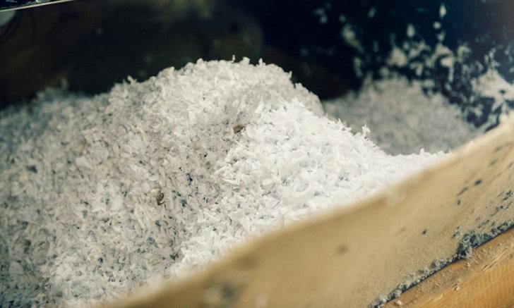H&M Group และ Renewcell ขยายความร่วมมือผลิตเส้นใย Circulose® ที่ทอขึ้นจากเสื้อผ้ารีไซเคิล