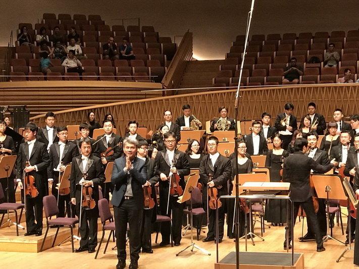 การแสดงในงาน Beijing Modern Music Festival BMMF 2019 in China