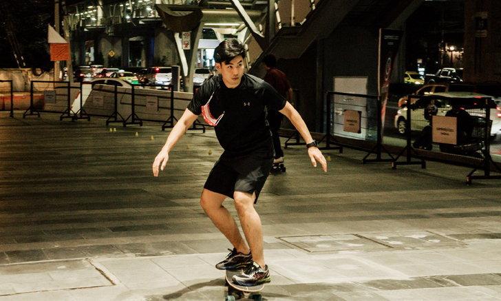 เซ็นทรัล ขยาย 19 สาขาเล่นฟรี Surf Skate ทั่วประเทศ