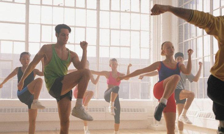 ท่าออกกำลังกาย เรียกเหงื่อ แถมช่วยเสริมสร้างความจำ