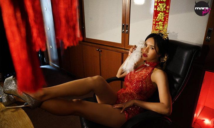 รับตรุษจีนร้อนฉ่า กับเจ้าของฉายาสาวอวบสุดเซ็กซี่ แต้ว-กัญญากานต์ วงศ์สง่า