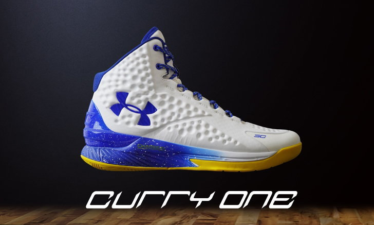 Under Armour ปล่อย Curry One Dub Nation รองเท้าบาสเกตบอลรุ่นพิเศษ