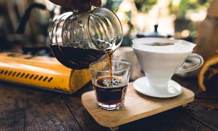 5 ประโยชน์ของการดื่มกาแฟตามหลักวิทยาศาสตร์