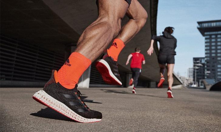 เผยโฉม adidas 4DFWD ชูนวัตกรรมการพิมพ์แบบ 3 มิติ เพื่อขับเคลื่อนนักวิ่งพุ่งทะยานสู่เป้าหมายข้างหน้า