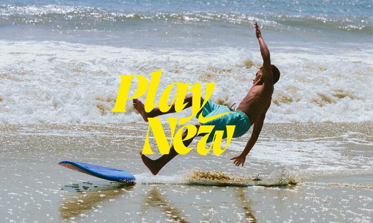 """ไนกี้ ชวนทุกคนลองเล่น ลองทำอะไรใหม่ๆ ผ่านแคมเปญใหม่ล่าสุด """"Play New"""""""