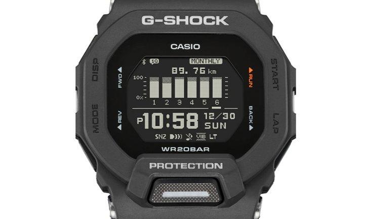 G-SHOCK เปิดตัวนาฬิการุ่นใหม่ ซีรีส์ G-SQUAD เน้นฟังก์ชันออกกำลังกาย