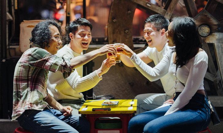 4 พฤติกรรมของคนเมาที่คนญี่ปุ่นคิดว่ารับมือได้ยาก