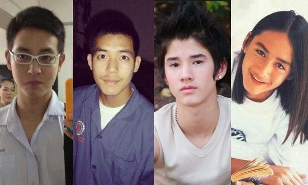 """12 ดาราชายไทย """"หล่อ"""" แบบไม่ศัลยกรรม"""