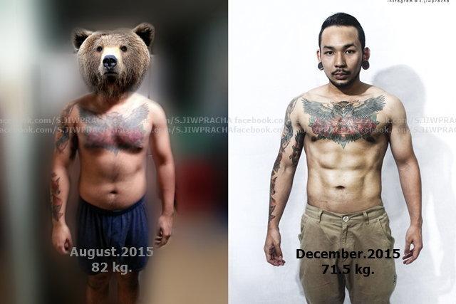 ลดน้ำหนัก สไตล์หมีๆ แบบอิ่มๆ ไม่อด ไม่หิว