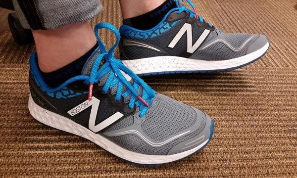 พิมพ์รองเท้าวิ่ง ของตัวเอง ด้วยเครื่องพิมพ์ 3D จาก New Balance