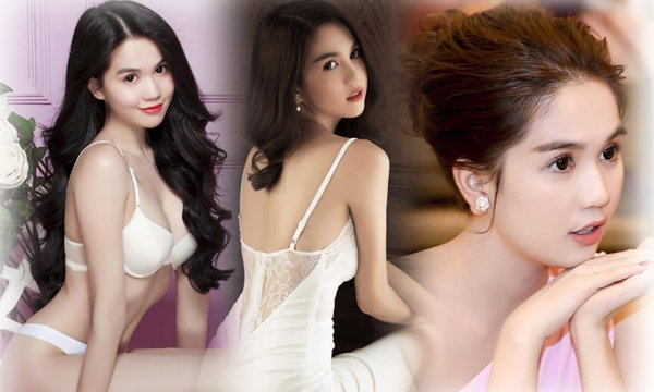 Nguyen Ngoc Trinh สาวเวียดนามสุดฮอตทั้งน่ารักและเซ็กซี่