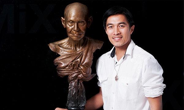 Best Portrait Sculptor ประติมากรเอกระดับโลก สันติ พิเชฐชัยกุล