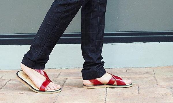 Ch Shoes รองเท้าหนังแฮนด์เมดสายเลือดไทย ของ ดีเจบอย 95.5