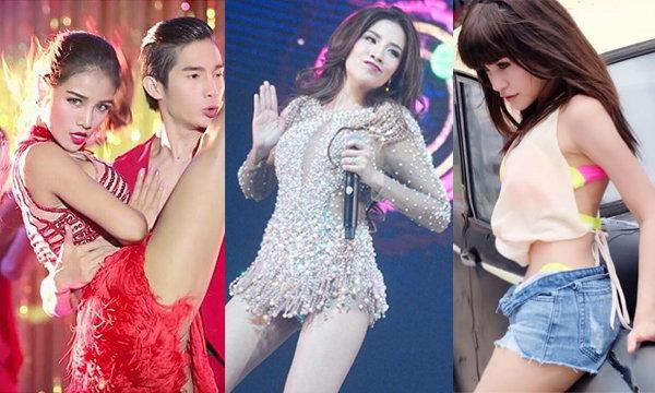 4 นักร้องลูกทุ่ง อาร์สยาม เต้นพริ้วจนหนุ่มๆ ใจสั่น