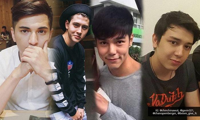 4 หนุ่มนักร้อง-นักแสดง ตบเท้าเข้ากรมรับใช้ชาติผลัดแรก