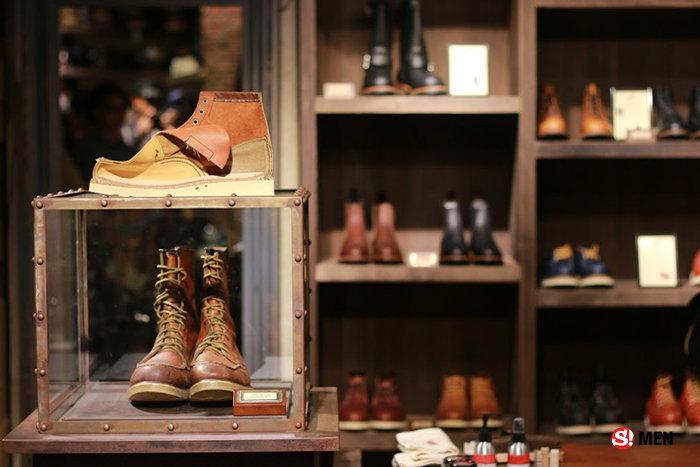 Red Wing Shop-in-Shop @ PRONTO เปิดตัวอย่างเป็นทางการแล้ว