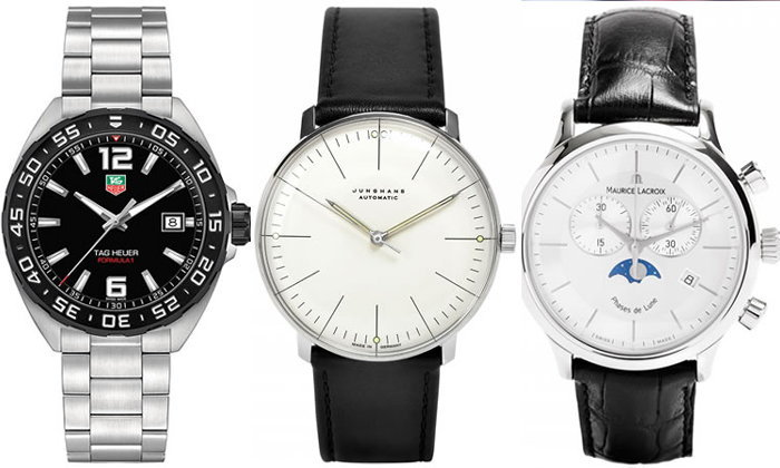10 นาฬิกาชายที่ดีที่สุดในราคาต่ำกว่า 5 หมื่นบาท