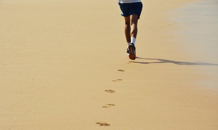 3 เหตุผลดีๆ ของการวิ่งบนผืนทรายที่ชายหาด