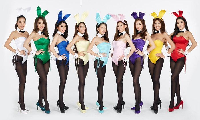 9 สาวสวยสุดชี้ดเพลย์บอยบันนี่ปี 2017